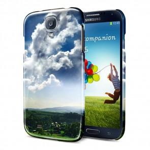 Samsung Galaxy S4 - Carcasa Personalizada Rígida con Bordes Impresos