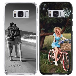 Samsung Galaxy S8 PLUS - Carcasa Personalizada Blanda