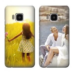 HTC One M9 - Carcasa Personalizada Rígida con Bordes Impresos