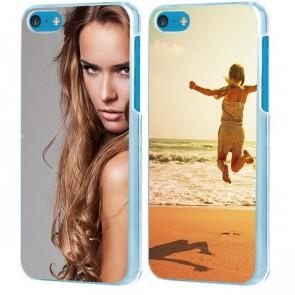 iPhone 5C - Carcasa Personalizada Blanda