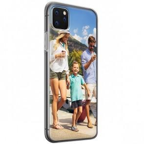 iPhone 11 Pro Max - Carcasa Personalizada Blanda