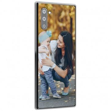 Samsung Galaxy Note 10 - Coque Silicone Personnalisée