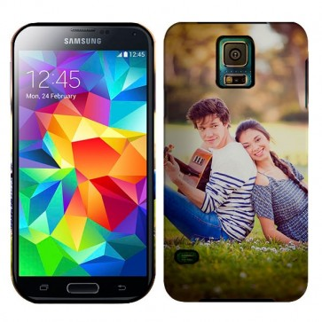 Samsung Galaxy S5 & S5 Neo - Coque Personnalisée Renforcée
