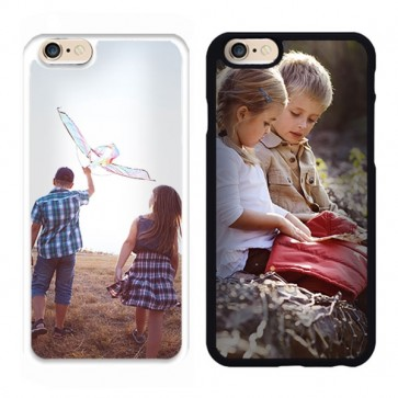 iPhone 6 & 6S - Coque Silicone Personnalisée - Plusieurs couleurs