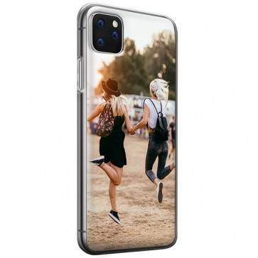 iPhone 11 Pro - Coque Silicone Personnalisée