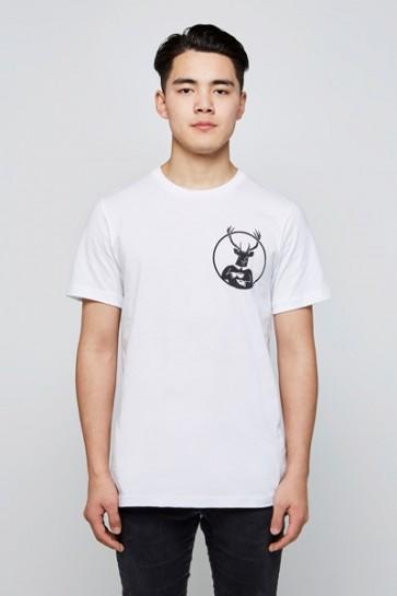 Homme - Col rond - T-shirt personnalisé classique