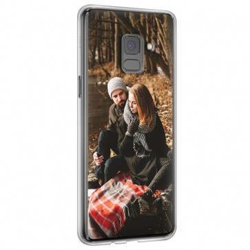 Samsung Galaxy A8 2018  - Coque Rigide Personnalisée