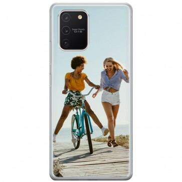 Samsung Galaxy S10 Lite - Coque Silicone Personnalisée