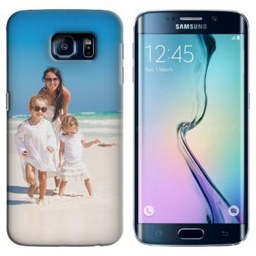 Samsung Galaxy S6 Edge - Coque Personnalisée Renforcée