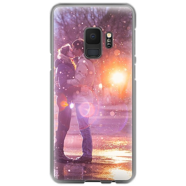 coque galaxy s9 transparente rigide