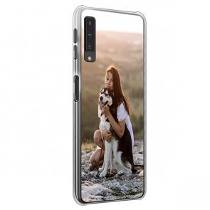 Samsung Galaxy A7 (2018) - Coque Rigide Personnalisée