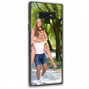 Samsung Galaxy Note 9 - Coque Silicone Personnalisée