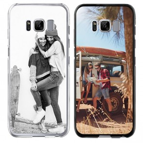 Samsung Galaxy S8 - Coque Rigide Personnalisée