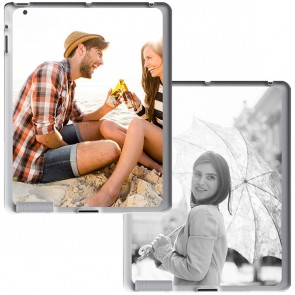 iPad 2/3/4 - Coque Silicone Personnalisée