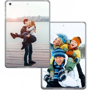 iPad Mini 1, 2, 3 - Coque Silicone Personnalisée