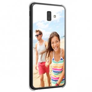 Samsung Galaxy J6+ - Coque Rigide Personnalisée