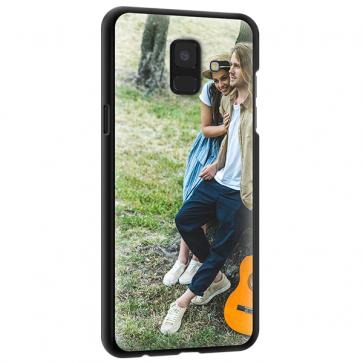 Samsung Galaxy A6 2018 - Silikon Handyhülle Selbst Gestalten