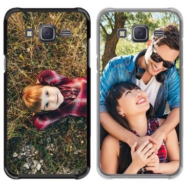 Samsung Galaxy J7 (2015) - Hard Case Handyhülle Selbst Gestalten