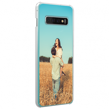 Samsung Galaxy S10 Plus - Hard Case Handyhülle Selbst Gestalten