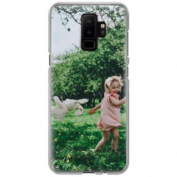 Samsung Galaxy S9 PLUS - Silikon Handyhülle Selbst Gestalten
