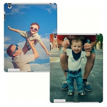 iPad 2/3/4 - Rundum Bedruckte Hardcase Hülle Selbst Gestalten