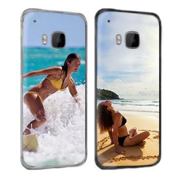 HTC One M9 - Hard Case Handyhülle Selbst Gestalten