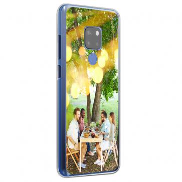 Huawei Mate 20 - Hard Case Handyhülle Selbst Gestalten