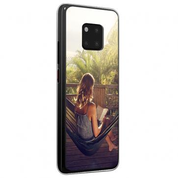 Huawei Mate 20 Pro - Hard Case Handyhülle Selbst Gestalten