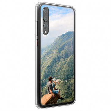 Huawei P20 Pro - Hard Case Handyhülle Selbst Gestalten