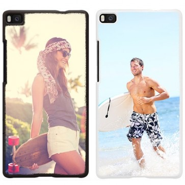 Huawei P8 - Hard Case Handyhülle Selbst Gestalten