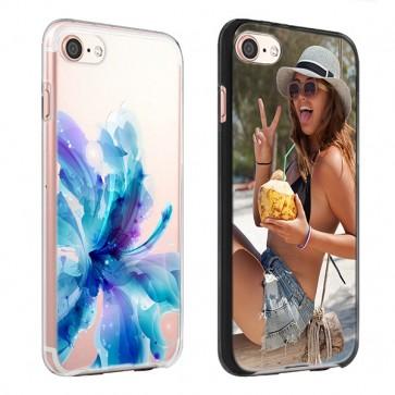 iPhone 7 & 7S - Silikon Handyhülle Selbst Gestalten