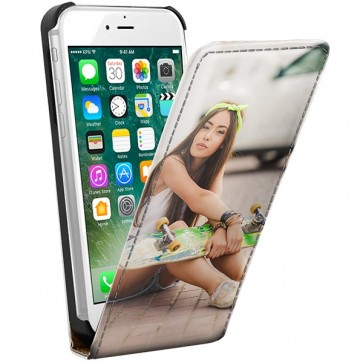 iPhone 8 - Flip Case Handyhülle Selbst Gestalten