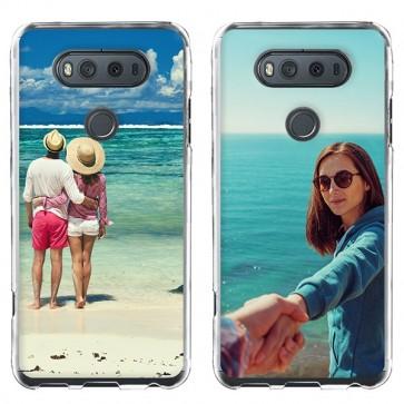 LG V20 - Silikon Handyhülle Selbst Gestalten