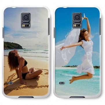 Samsung Galaxy S5 Mini - Hard Case Handyhülle Selbst Gestalten