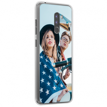 Xiaomi Pocophone F1 - Hard Case Handyhülle Selbst Gestalten