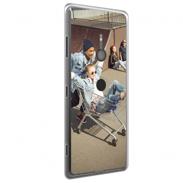 Sony Xperia XZ3 - Hard Case Handyhülle Selbst Gestalten