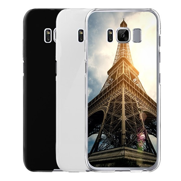 samsung galaxy s8 h lle selbst gestalten hard case mit. Black Bedroom Furniture Sets. Home Design Ideas