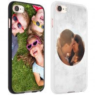 iPhone 8 - Hard Case Handyhülle Selbst Gestalten