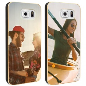 Samsung Galaxy S7 - Holz Handyhülle Selbst Gestalten