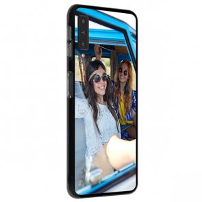 Samsung Galaxy A7 (2018) - Silikon Handyhülle Selbst Gestalten
