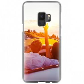 Samsung Galaxy S9 - Silikon Handyhülle Selbst Gestalten