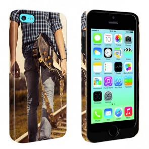 iPhone 5C - Tough Case Handyhülle Selbst Gestalten