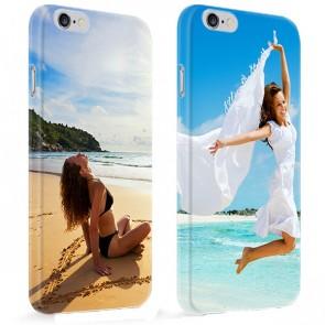 iPhone 6 PLUS & 6S PLUS - Rundum Bedruckte Hard Case Handyhülle Selbst Gestalten