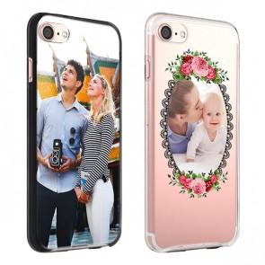 iPhone 7 & 7S - Hard Case Handyhülle Selbst Gestalten