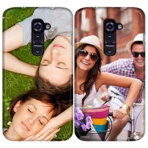 LG G2 - Rundum Bedruckte Hard Case Handyhülle Selbst Gestalten