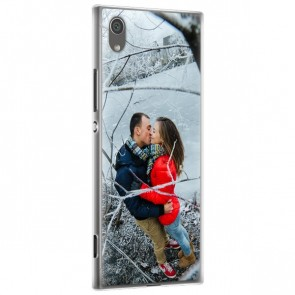 Sony Xperia XA1 - Hard Case Handyhülle selber gestalten