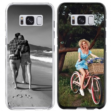Samsung Galaxy S8 PLUS - Personalised Silicone Case