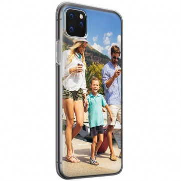 iPhone 11 Pro Max - Personalised Silicone Case