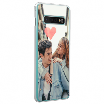 Samsung Galaxy S10 - Personalised Silicone Case