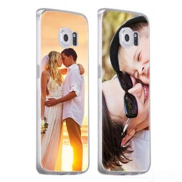 Samsung Galaxy S6 Edge - Personalised Silicone Case